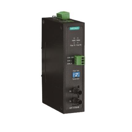 [MOXA] ICF-1170I Series